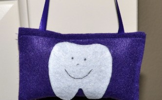 tooth fairy pillow diy