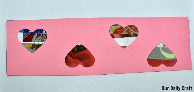 junk mail strip bookmark