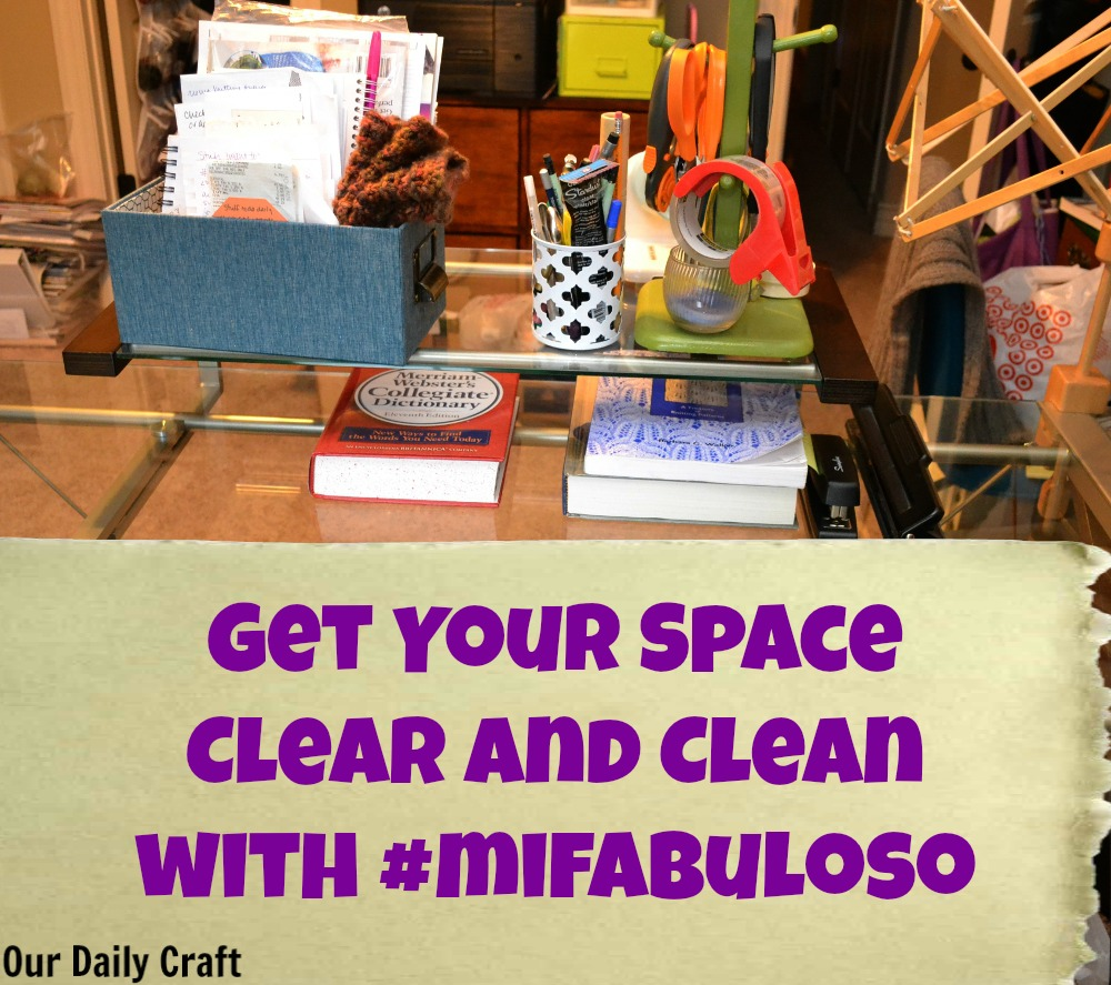 clean desk fabuloso