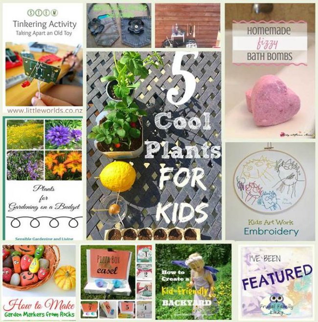 frugal family picks april
