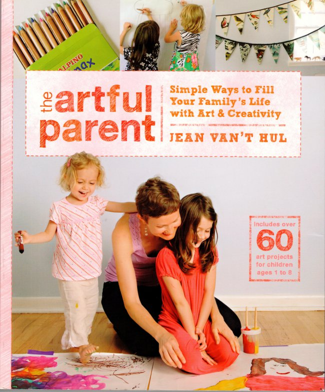 Tips for a More Creative Family Life from the Artful Parent