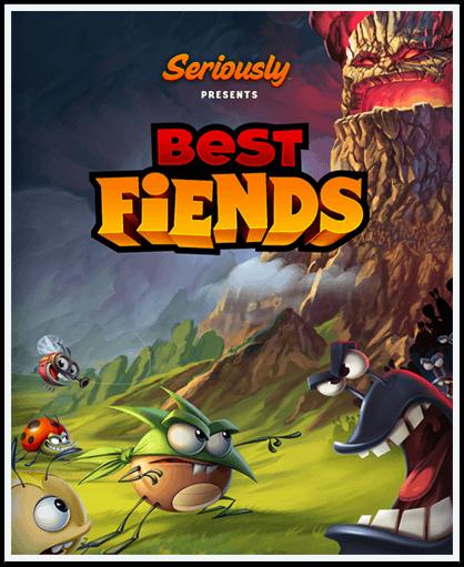best fiends game
