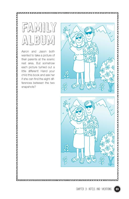 sample page on the go fun