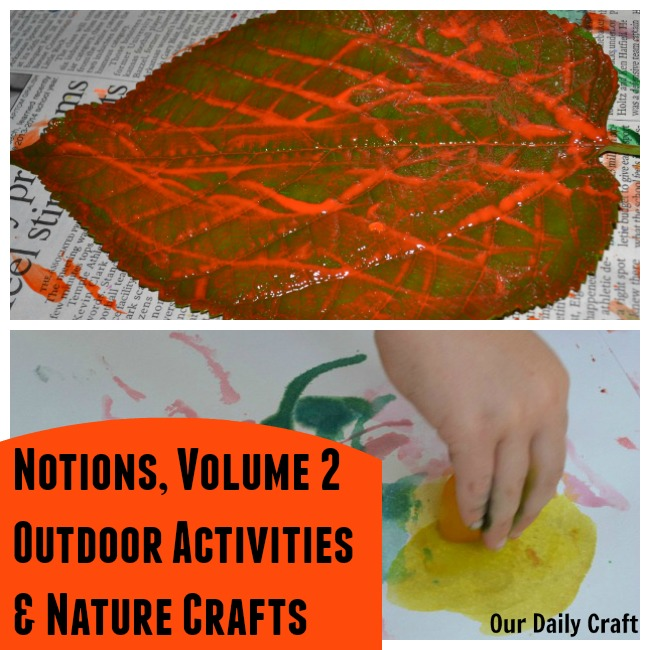 Notions: Outdoor Play and Nature Crafts