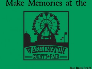 Make memories at the Washington County Fair and win $50 in ride tickets.