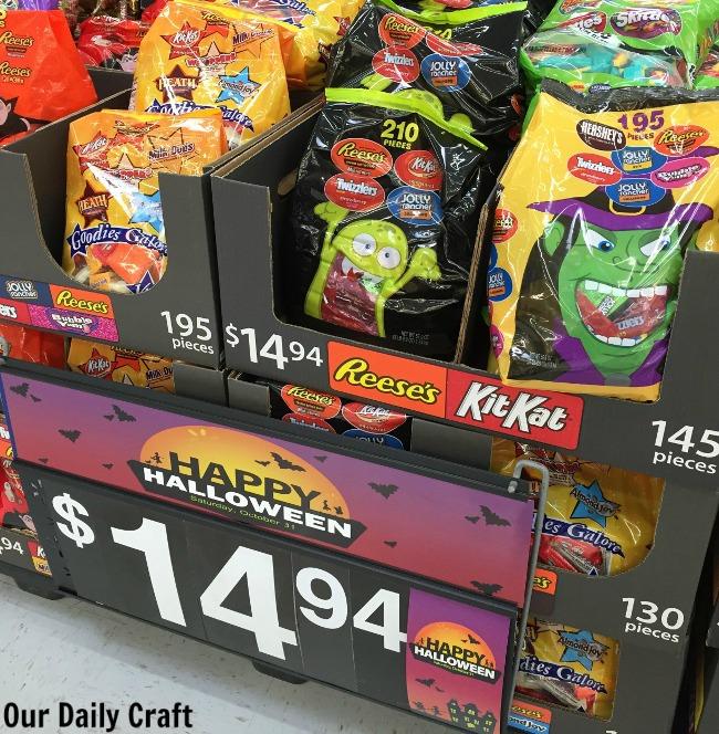 hershey candy halloween