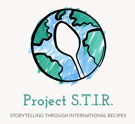 Project STIR recipe preservation