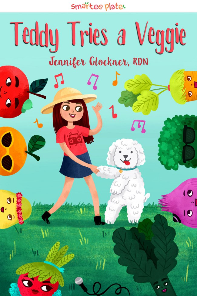 Encourage Kids to Try New Vegetables with this Fun eBook