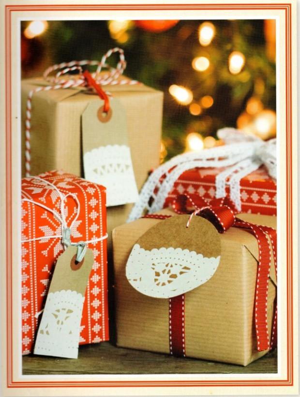 homemade holiday gift tags
