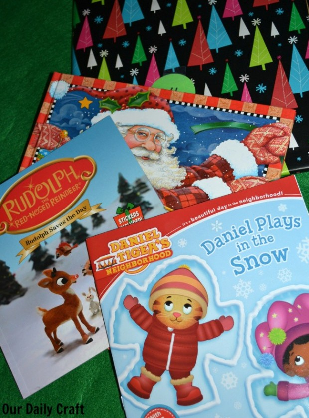 advent calendar books