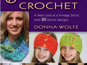 Learn to make broomstick lace with this fun book.