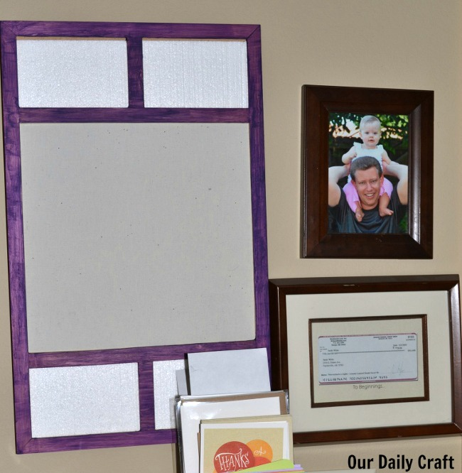 new bulletin board