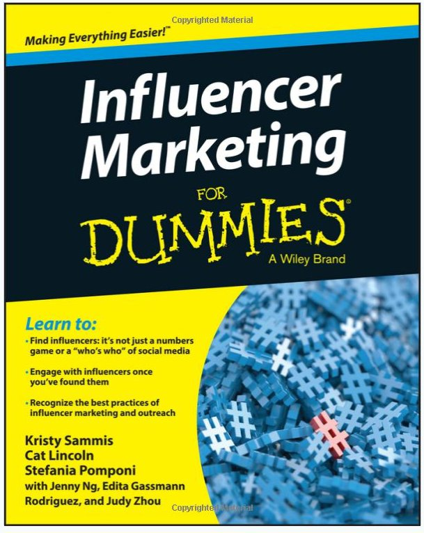 See What Goes on Behind the Scenes with Influencer Marketing for Dummies