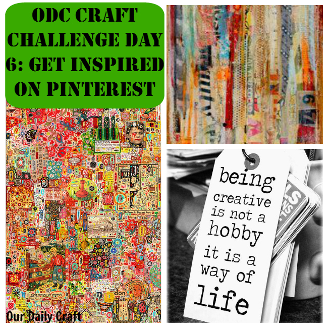 Collect Inspiration on Pinterest