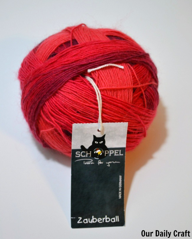 yarn. worth going to the post office for.