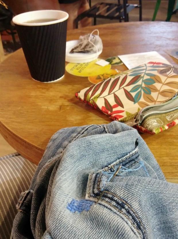 meding jeans