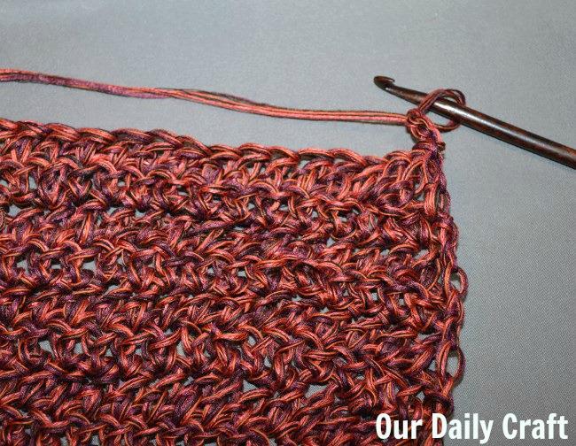 slow crochet