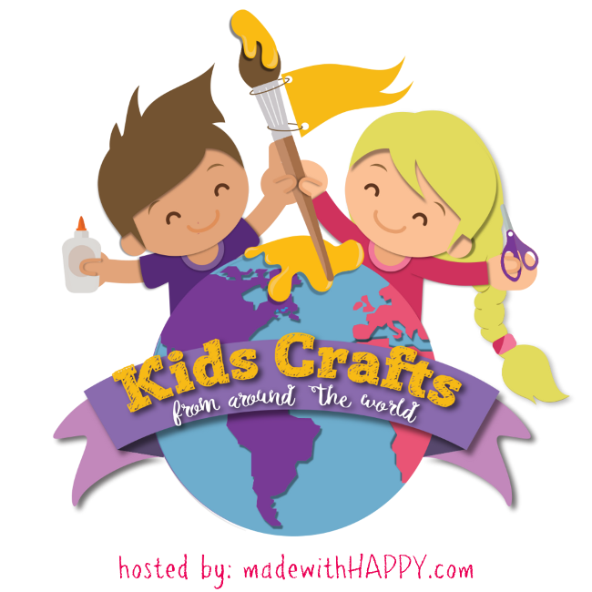 kids crafts around the world