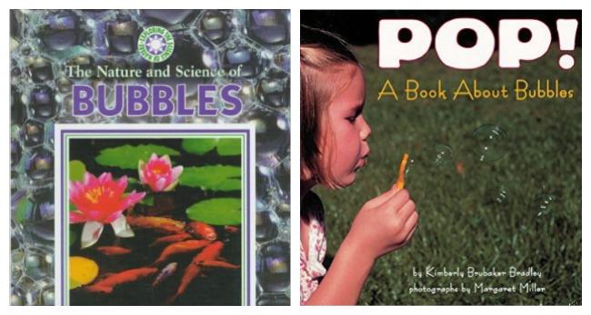 books about bubbles