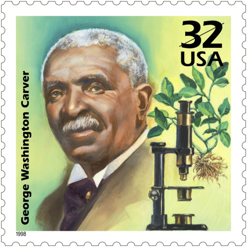george washington carver stamp