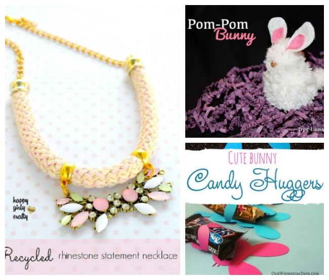 Creatively Crafty Link party features week 7