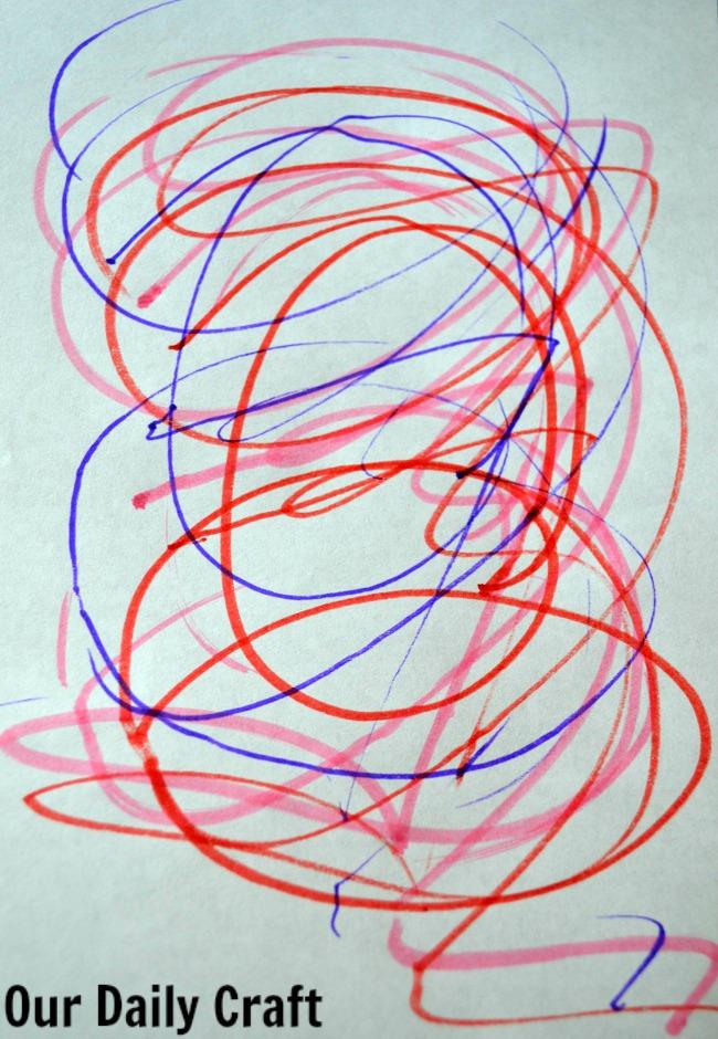 maker doodle held together