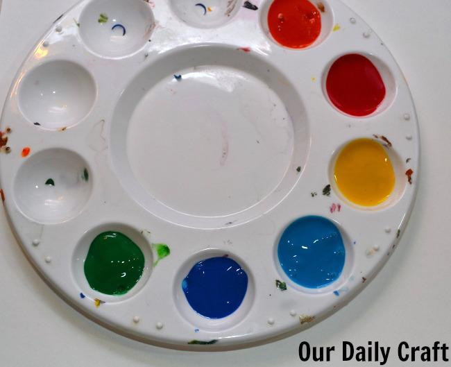 cheerful paint