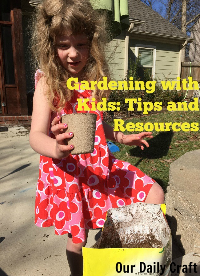 Getting Kids Interested in Gardening: Ideas and Resources