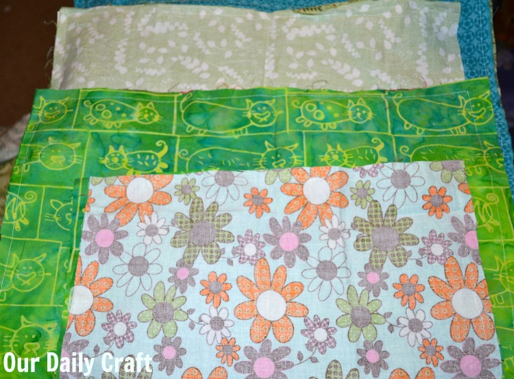 sew simple placemats