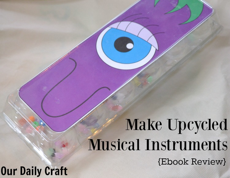 Make Upcycled Musical Instruments for Earth Day and Beyond
