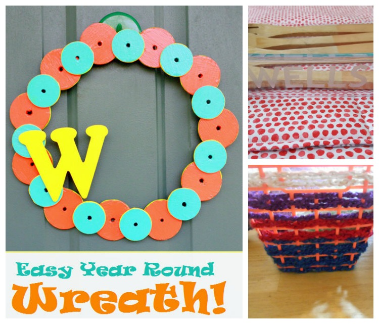 creatively crafty link party features week 14