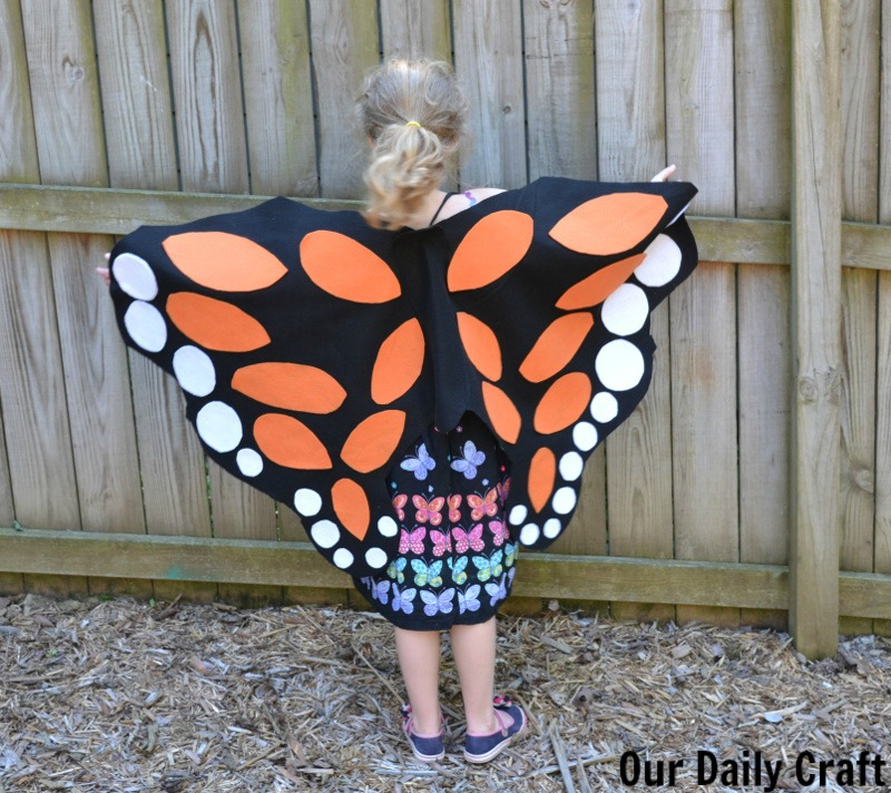 butterfly wings buggy and buddy