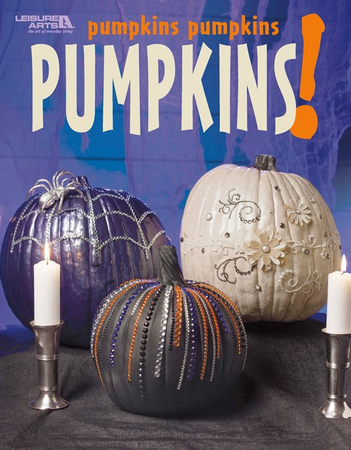 Fun and easy ways to decorate pumpkins for Halloween.