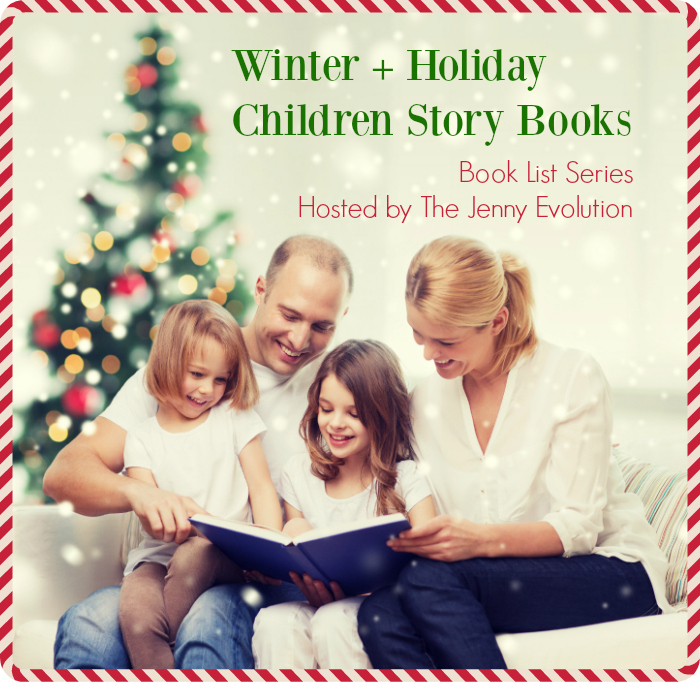 winter holiday children's story book roundup