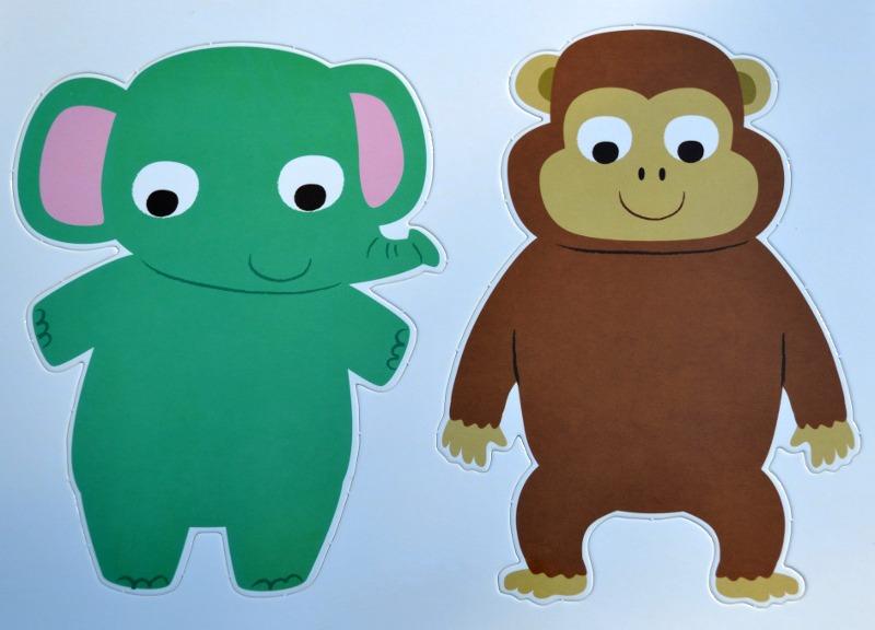Stuck on Fun offers quick, easy, quiet crafty activities for kids.