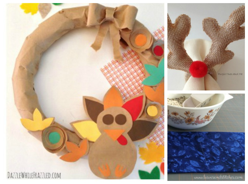 Creatively Crafty Link Party week 41 features