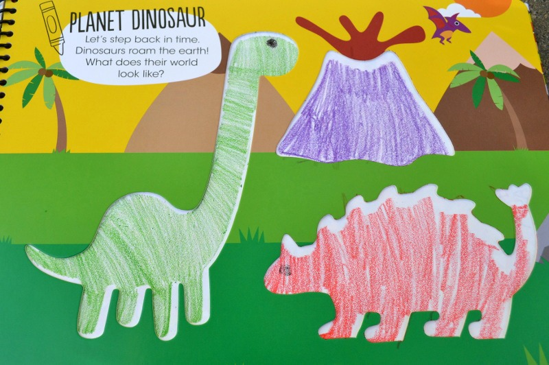 Great gift ideas for the dinosaur loving kids on your list. Crafts, books and more.
