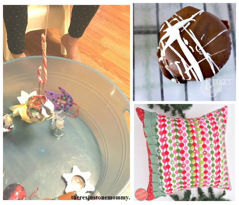 Creatively Crafty Link Party features, week 45