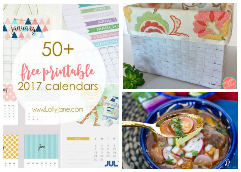Creatively crafty link party features week 48
