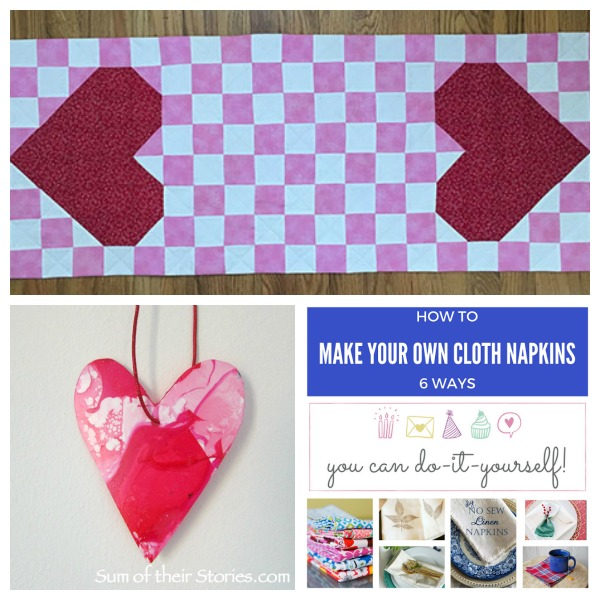 Creatively Crafty Link Party Features week 52