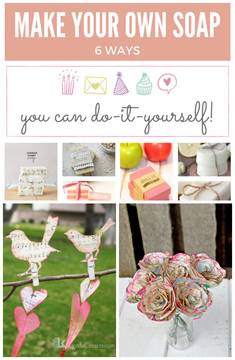 Creatively Crafty Link Party features week 54