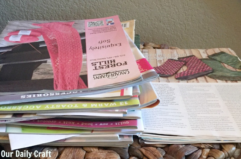 How to get rid of magazines and keep them out of your house.