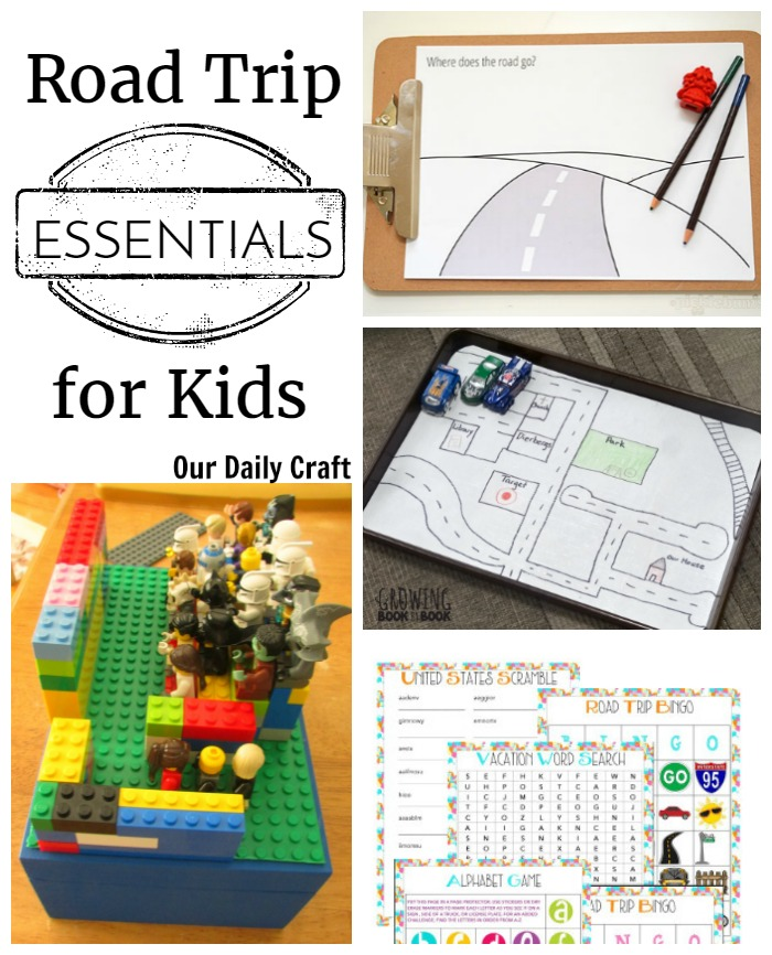 You and Your Kids will Love these Road Trip Activities