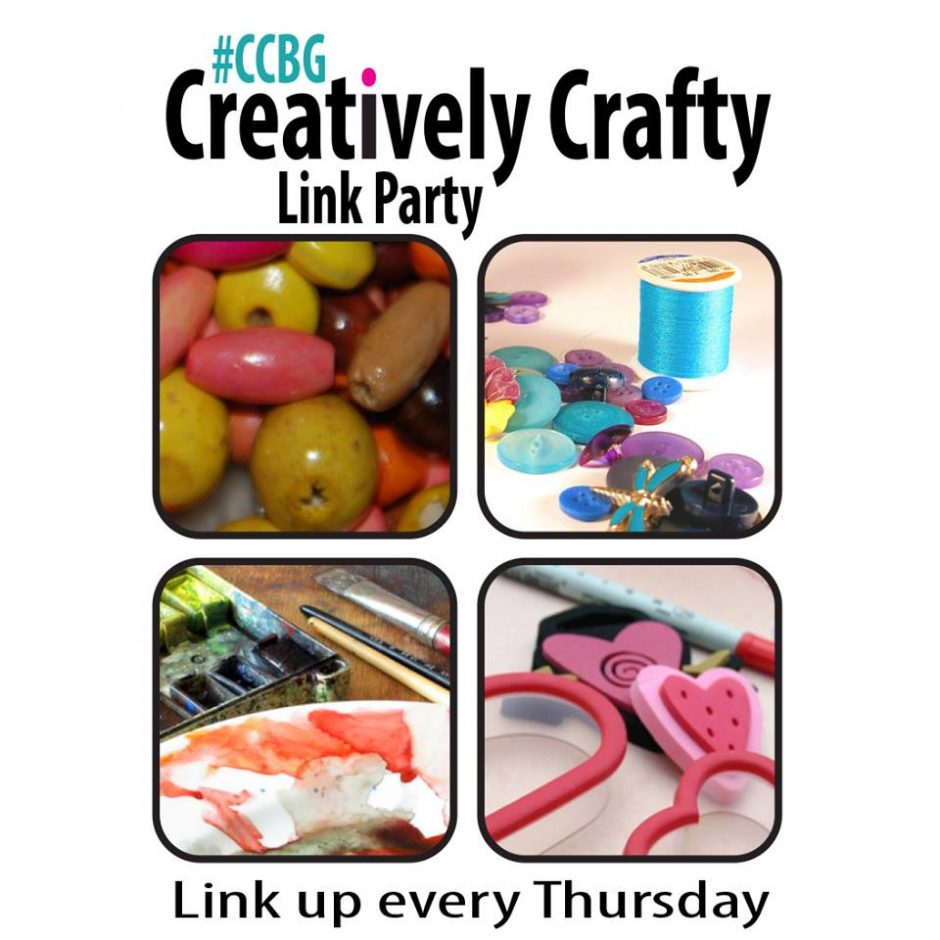 Creatively Crafty link party
