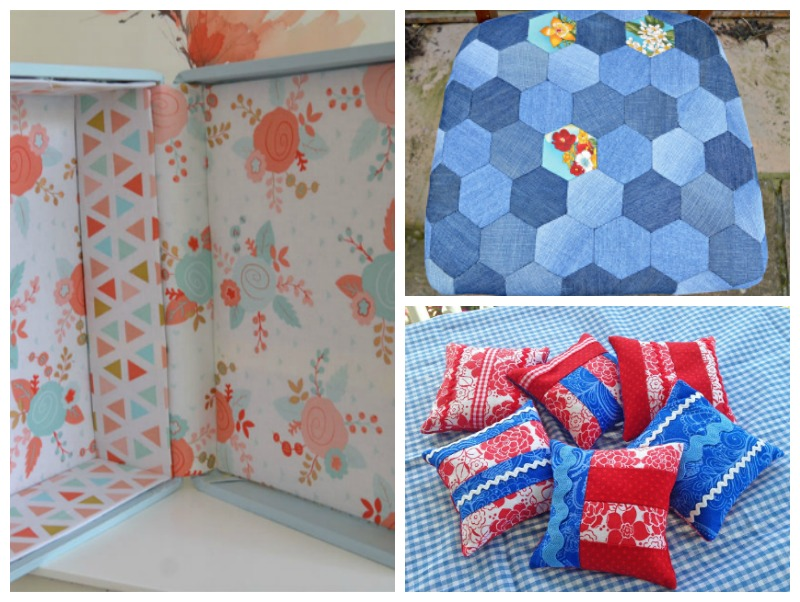 Creatively Crafty link party features week 69
