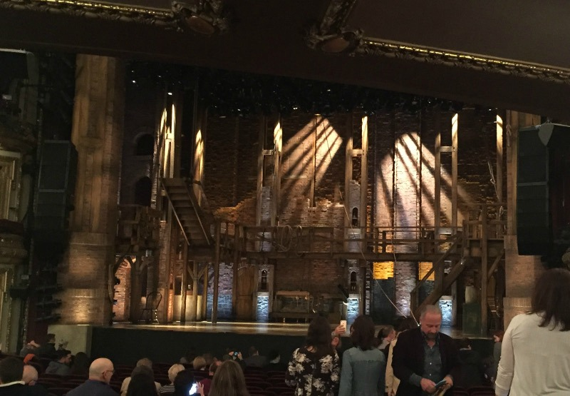 On Seeing Hamilton and the Value of Experience
