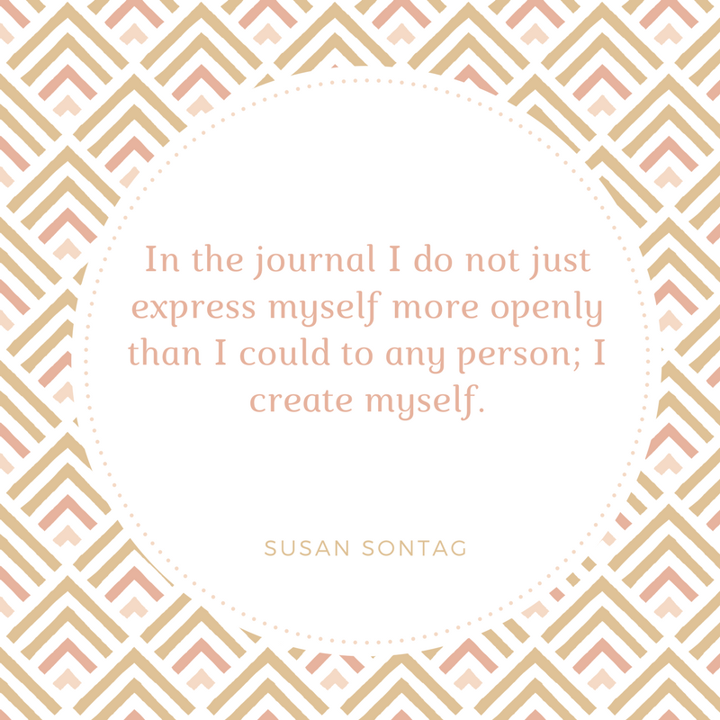 the value of keeping a journal and how to get started.
