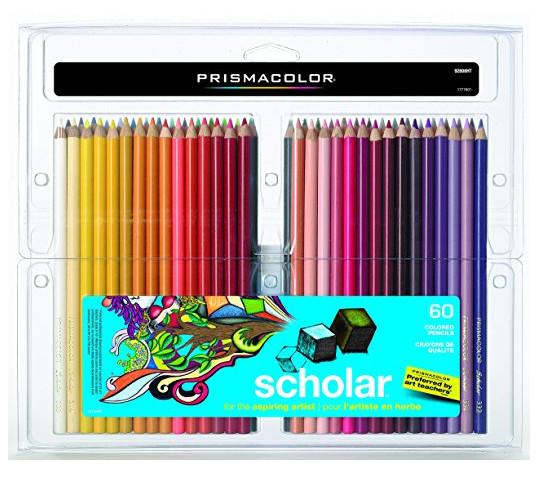 colored pencils prime day