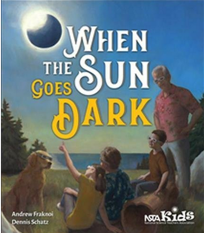 when the sun goes dark eclipse book