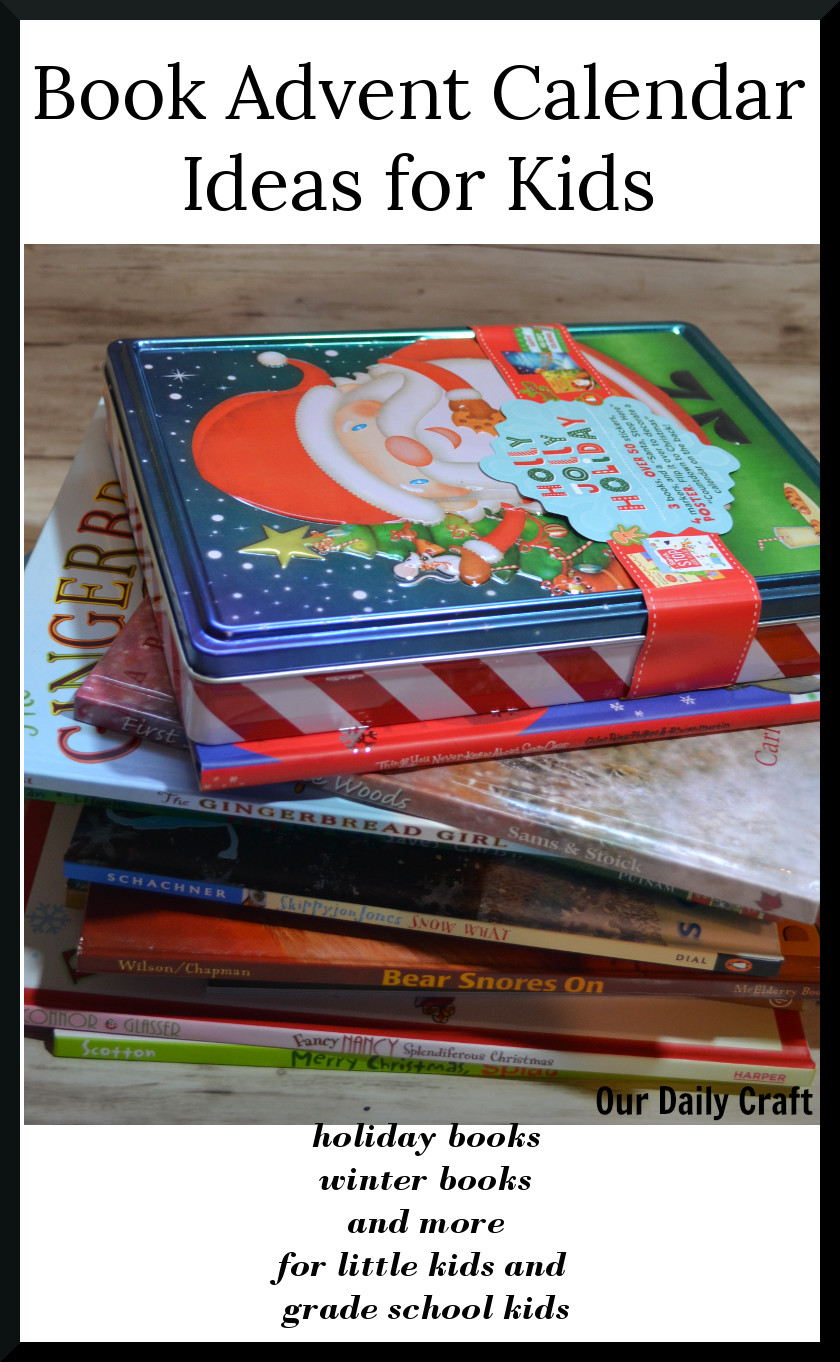 Great Books to Add to Your Book Advent Calendar